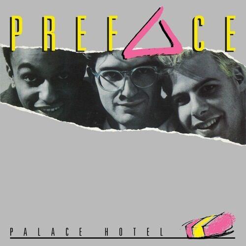 Preface - Palace Hotel - DISCOMAT005 - DISCOMATIN