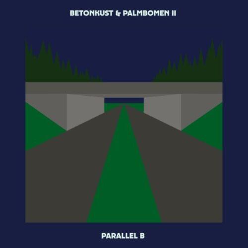Betonkust/Palmbomen - Parallel B - DKMNTL062 - DEKMMANTEL