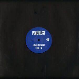 Peverelist - Bluez (classic Mix) / Und_92' - DRUNK035 - PUNCH DRUNK