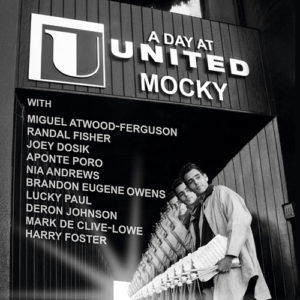 Mocky - A Day At United - HeavySheet007LP - HEAVY SHEET MUSIC ?