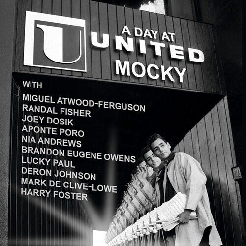 Mocky - A Day At United - HeavySheet007LP - HEAVY SHEET MUSIC ?