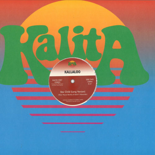 Kallaloo - Star Child - KALITA12007 - KALITA