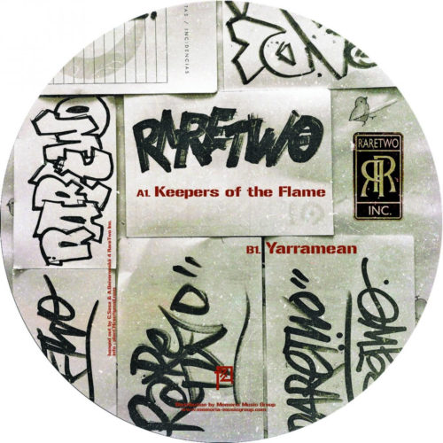 Rare Two Inc/Dj Sneak/Tripmastaz - Keeps Of The Flame - PLANT74WAX60 - PLANT 74