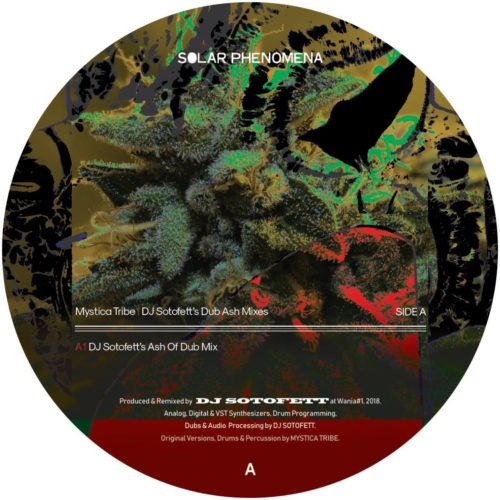 Mystica Tribe - DJ Sotofett's Dub Ash Mixes - SOLAR11 - SOLAR PHENOMENA