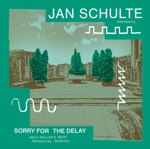 Jan Schulte - Sorry For The Delay - Wolf Müller's Most Whimsical Remixes - ST010-LP - SAFE TRIP