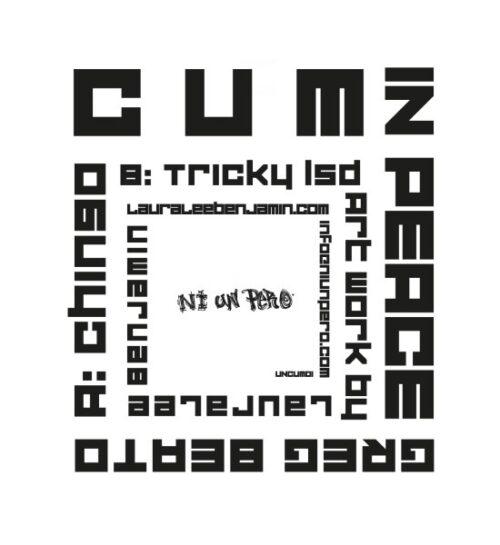 Greg Beato - Cum In Peace - UNCUM1 - NI UN PERO