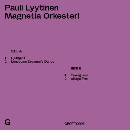 Pauli Lyytinen Magnetia Orkesteri - Pauli Lyytinen Magnetia Orkesteri - WJEP05 - WE JAZZ