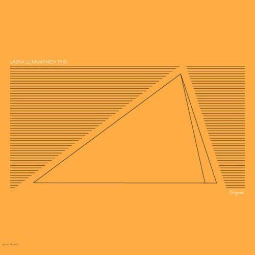 Jaska Lukkarinen Trio - Origami - WJLP02 - WE JAZZ