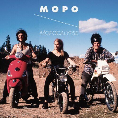 Mopo - Mopocalypse - WJLP07 - WE JAZZ