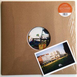 Black Motor / Bowman Trio / Jaska Lukkarinen Trio - Berlin 27.10.17 (We Jazz Live Plates series) - WJLP09 - WE JAZZ