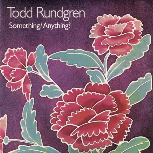 Todd Rundgren - Something/Anything - 0081227975975 - BEARSVILLE