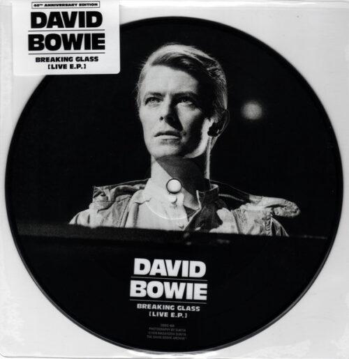 David Bowie - Breaking Glass - 0190295714215 - PARLOPHONE