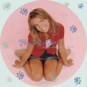 Britney Spears - ...BABY One More Time (Picture Disck - 0190758862613 - JIVE