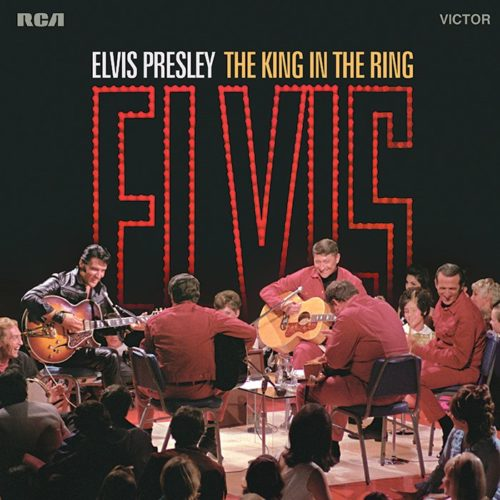 Elvis Presley - King In The Ring - 0190758966311 - RCA