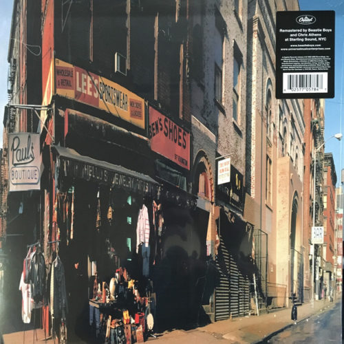 Beastie Boys - Paul's Boutique - 602577057847 - CAPITOL RECORDS