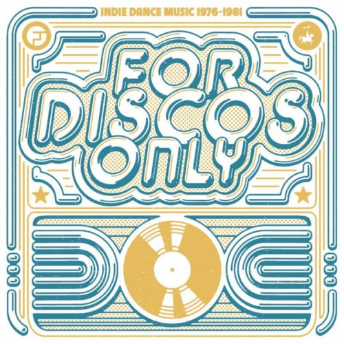 Various - For Discos Only - Indie Dance Music From Fantasy & Vanguard 1976-81 (5LP) - 888072029644 - CRAFT RECORDINGS