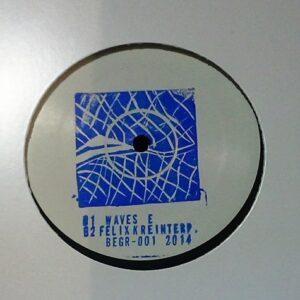 Teersom - Mageroyeap EP - BEGR-001 - BASEMENT GREY ?