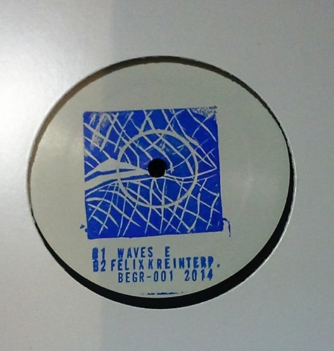 Teersom - Mageroyeap EP - BEGR-001 - BASEMENT GREY ?