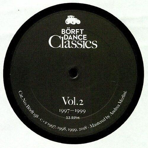 Various Artists - Borft Dance Classics Vol. 2 - Borft158 - BÖRFT RECORDS ?