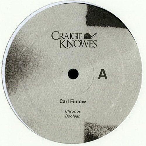 Carl Finlow - Boolean EP - CKNOWEP12 - CRAIGIE KNOWES