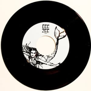 Hanz Mambo & His Cigarettes - Mer Baltique - EZ4 - EEE ZEE RECORDS