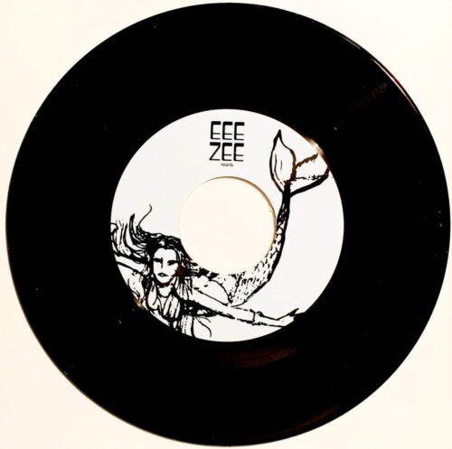 Hanz Mambo & His Cigarettes - Mer Baltique - EZ4 - EEE ZEE RECORDS