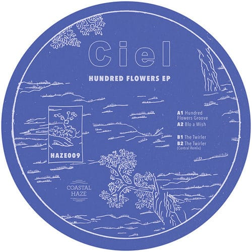 Ciel - Hundred Flowers - HAZE009 - COASTAL HAZE ?