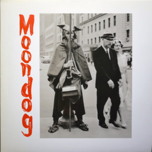 Moondog - The Viking Of Sixth Avenue - HJRLP018 - HONEST JONS RECORDINGS