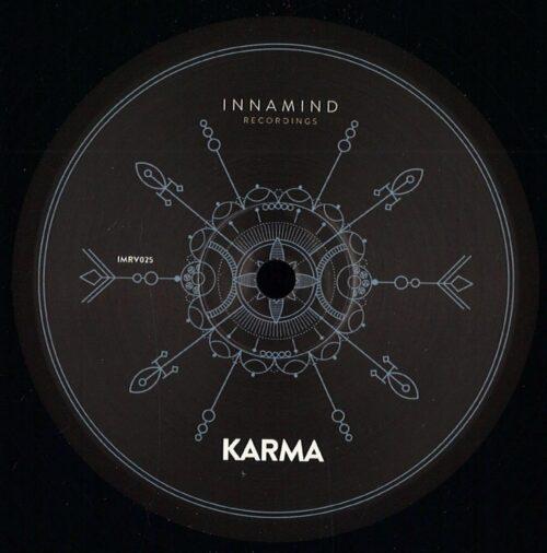 Karma - Bluefoot / Choose Life - IMRV025 - INNAMIND RECORDINGS