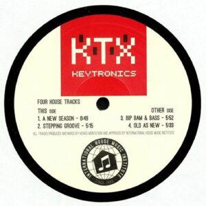 Keytronics - Four House Tracks - KAL01 - KALEIDOFON ?