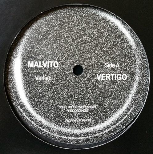 Malvito - Vertigo (Ltd 200) - Malvito1 - FOR THOSE WHO KNOW
