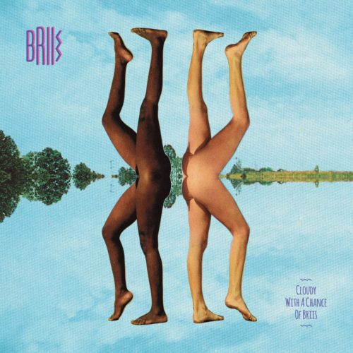 Kali Briis - Cloudy with a Chance of Briis - NBR0004CD - NEAT BEAT RECORDS