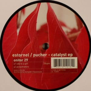 Estornel/Pucher - Catalyst EP - ONITOR29 - ONITOR