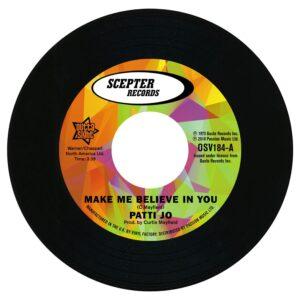Patti Jo - Make Me Believe In You - OSV184 - OUTTA SIGHT