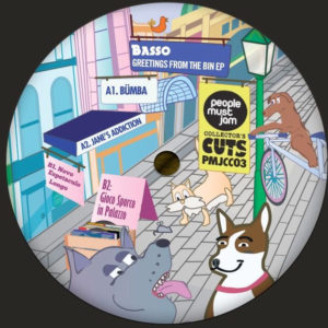 Basso - Greetings From The Bin - PMJCC03 - PMJ COLLECTORS CUT