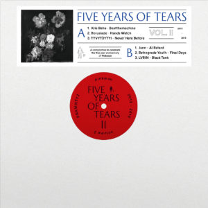 Various Artists - Five Years Of Tears Vol. 2 - Pnkmn5Y2 - PINKMAN