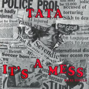 Tata - It's A Mess - SF04 - SHARP FLAT