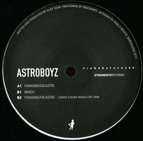 Astroboyz - Pianobatacazoo - Struments001 - STRUMENTS RECORDS