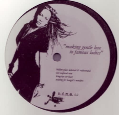 Kettel - Making Gentle Love To Famous Ladies - T-I-N-A-02 - THIS IS NOT A DUB RECORDING