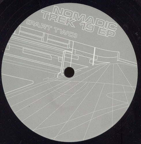Nomadic - Trek 19 EP (Part Two) - TB032 - TOUCHINBASS