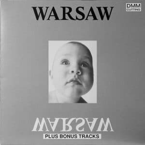 Warsaw - Warsaw (Limited) - VP80000 - VINYL PASSION