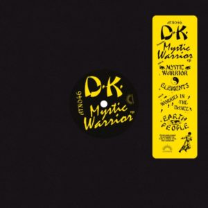 D.K. - Mystic Warrior EP - ATN046 - ANTINOTE