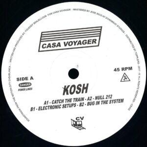 Kosh - Null 212 - CSV02 - CASA VOYAGER