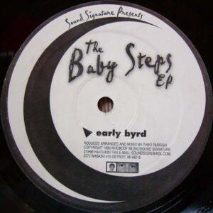 Theo Parrish - Baby Steps - ELV001 - SOUND SIGNATURE
