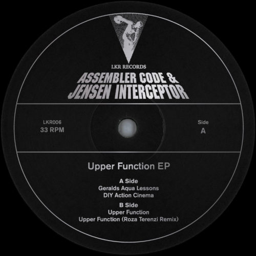 Assembler Code/Jensen Interceptor - Upper Function EP - LKR006 - LKR RECORDS