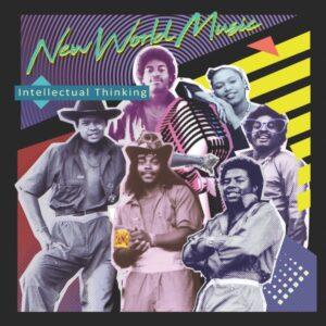 New World Music - Intellectual Thinking - NUM803 - NUMERO GROUP