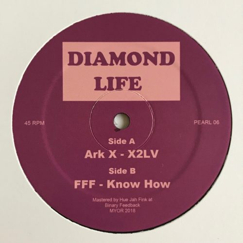 Ark X/FFF - Diamond Life 06 - PEARL06 - DIAMOND LIFE