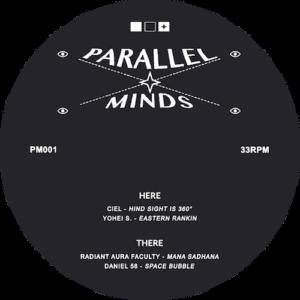 Ciel/Yohei  S/Radiant Aura Faculty/Daniel 58 - Parallel Minds Vol. 1 - PM001 - PARALLEL MINDS