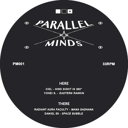 Ciel/Yohei  S/Radiant Aura Faculty/Daniel 58 - Parallel Minds Vol. 1 - PM001 - PARALLEL MINDS
