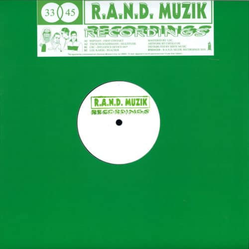Various - RM241218 - RM241218 - R.A.N.D. MUZIK RECORDINGS